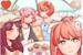 Fanfic / Fanfiction Doki Doki Cake Café Club! - DDLC