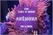 Fanfic / Fanfiction Flores de Rodório - Anêmona
