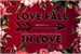 Fanfic / Fanfiction Love fall in Love