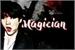 Fanfic / Fanfiction Magician (Imagine Suga - BTS)