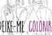 Fanfic / Fanfiction Deixe-me colorir tua vida