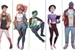 Fanfic / Fanfiction Jovens Titans - High School