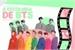 Fanfic / Fanfiction A Escolhida De BTS (Reescrevendo)