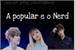 Fanfic / Fanfiction A popular e o nerd (FANFIC BTS: V)