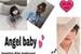 Fanfic / Fanfiction Angel Baby (imagine Kim taehyung)