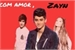 Fanfic / Fanfiction Com Amor, Zayn ( em pausa)