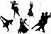 Fanfic / Fanfiction Se um dança, todos dançam! Interativa