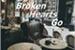 Fanfic / Fanfiction Where do Broken Hearts Go - Rafael Lange (Cellbit)