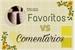 Fanfic / Fanfiction Favoritos vs Comentários