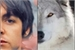 Fanfic / Fanfiction O príncipe e o Lobo (Mclennon)
