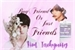 Fanfic / Fanfiction Boyfriend or Just Friends : INICIO