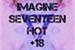 Fanfic / Fanfiction Imagine Seventeen Hot