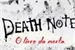 Fanfic / Fanfiction Death note: o livro da morte