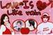Fanfic / Fanfiction Love is Like Rain (Michaeng , Mimo )