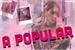 Fanfic / Fanfiction A Popular - Imagine Rosé