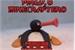 Fanfic / Fanfiction Pingu, O Minecraftero