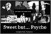 Fanfic / Fanfiction Sweet But... Psycho? - Imagine Kim Namjoon