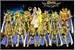 Fanfic / Fanfiction Saints of Gold - Os cavaleiros do Zodíaco