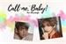 Fanfic / Fanfiction Call me, Baby - Vkook Taekook