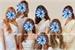 Fanfic / Fanfiction Ellas, mais conhecidas como Cinderellas;- interativa BTS