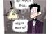 Fanfic / Fanfiction Quando o Doutor conhece Bill Cipher