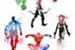 Fanfic / Fanfiction Os super-heróis
