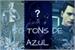 Fanfic / Fanfiction 50 Tons de Azul (Connor x Reader)