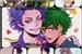 Fanfic / Fanfiction Boku no Hero Academia: Missão Cupido