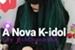 Fanfic / Fanfiction A Nova K-idol (Imagine BTS)