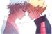 Fanfic / Fanfiction Amor triplo(Boruto-Mitsuki-Leitora)