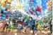 Fanfic / Fanfiction Pokémon: Estranhos Doidos