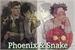Fanfic / Fanfiction Phoenix e Snake