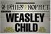 Fanfic / Fanfiction Weasley Child