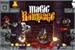 Fanfic / Fanfiction Magic Rampage