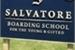 Fanfic / Fanfiction Salvatore Boarding School