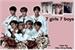 Fanfic / Fanfiction 7 girls 7 boys..(-interativa BTS)