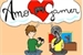 Fanfic / Fanfiction Amor Gamer