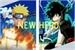 Fanfic / Fanfiction New Hero