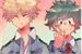 Fanfic / Fanfiction I love my friend? (Bakudeku)