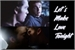 Fanfic / Fanfiction Let's Make Love Tonight - Thiam