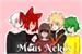 Fanfic / Fanfiction Meus Nekos - Imagine Todoroki,Bakugou,Kirishima e Midoriya