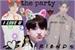 Fanfic / Fanfiction Party- imagine Jungkook one-shot