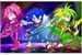 Fanfic / Fanfiction Sonic UnderGround