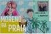 Fanfic / Fanfiction Moreno da Praia