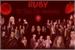 Fanfic / Fanfiction RUBY: 50 Tons De Vermelho