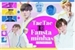 Fanfic / Fanfiction Taetae e os fanstaminhas ( Hiatus)