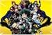Fanfic / Fanfiction Uma Nova Vida em Estilo RPG (Boku no Hero)