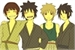 Fanfic / Fanfiction Hashimada and tobiizu - loving friendship