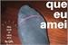 Fanfic / Fanfiction O pé que eu amei