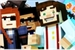 Fanfic / Fanfiction Minecraft story mode season 3